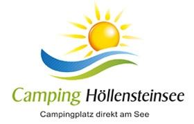 Logo Campingplatz Höllensteinsee