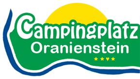Logo Campingplatz Oranienstein